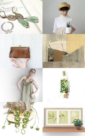So .... Green? by XenaStyle on Etsy