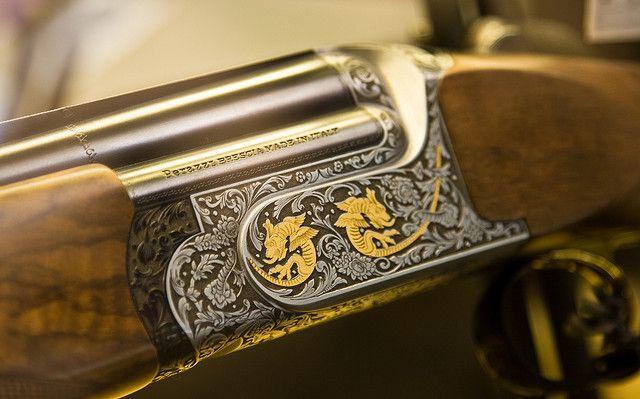 65,000 USD Perazzi Brescia Shotgun | Shotguns -engraving