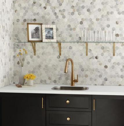 53 ideas for bathroom tiles mosaic home depot #bathroom #