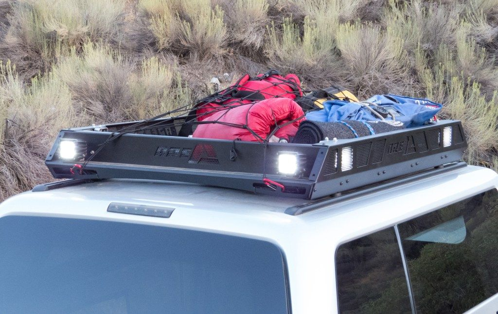 A.R.E. Adds Lockable Storage, LED Lighting, Roof Bars to