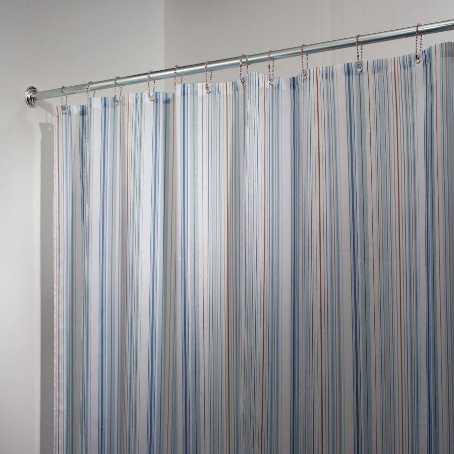 Interdesign Essex Shower Curtain 36120 Shower Curtain
