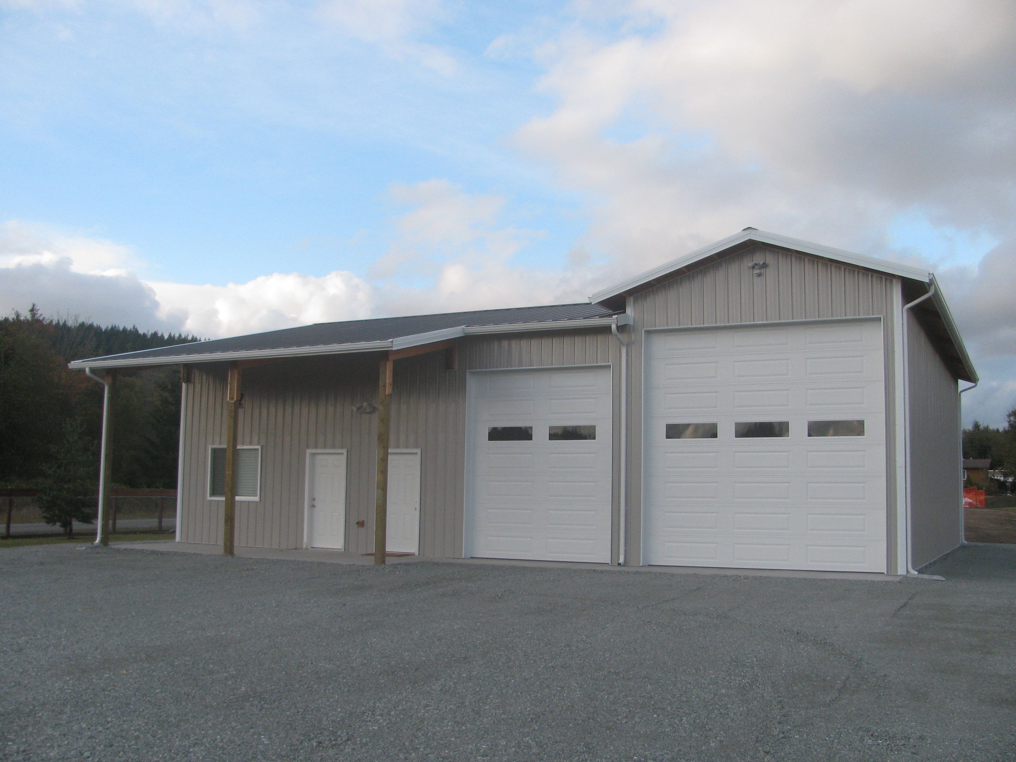 Jim Spane And His Team Completed My Building On Time And On Budget Their Workmanship Was Outstanding Post Frame Building Garage Builders Building A Pole Barn