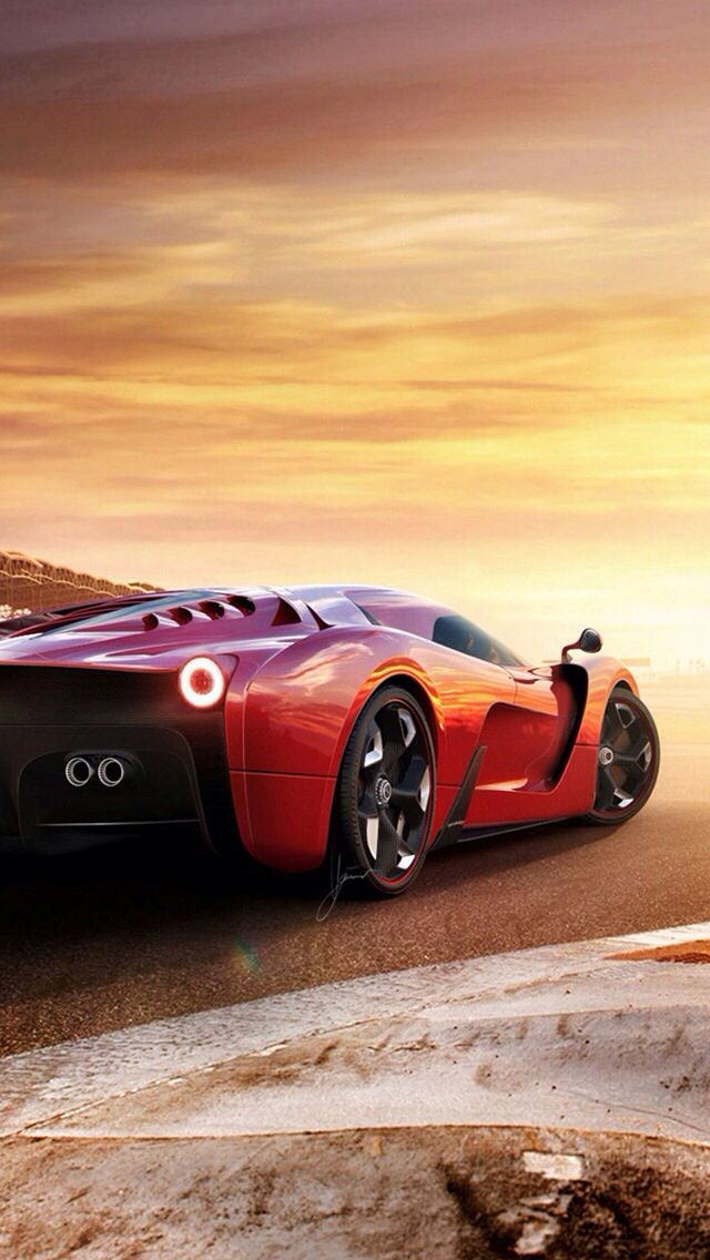 iOS Wallpaper iPhone Cars Car Sports car wallpaper
