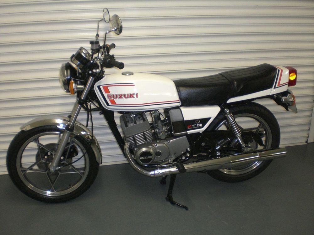suzuki gt250 x7 stunning bike