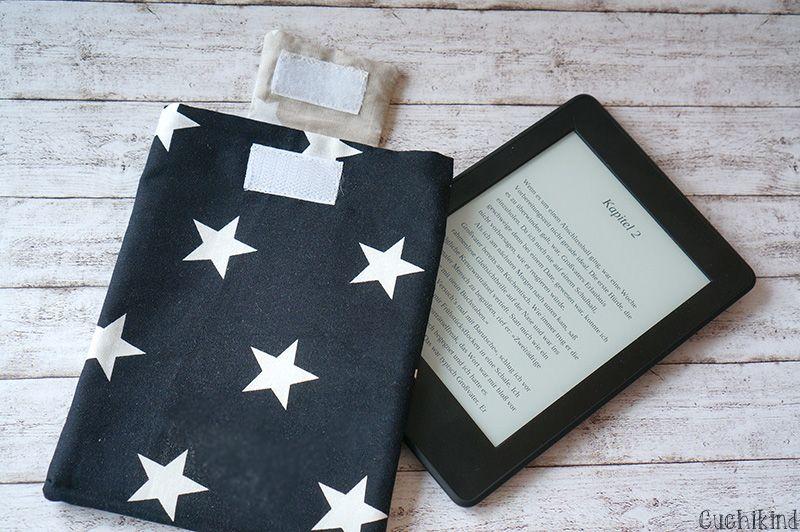 Nähanleitung Hülle Ebook Reader Nähen Pinterest Sewing Sewing