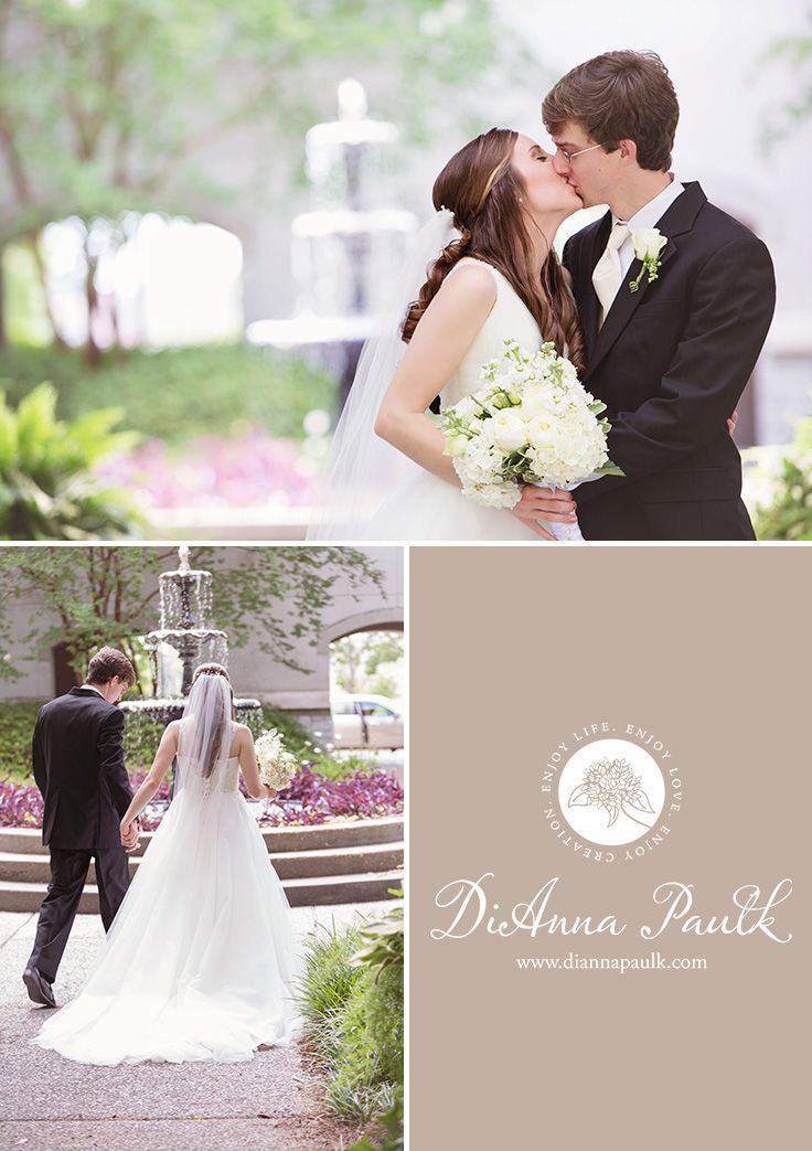 Wedding Photography By Dianna Paulk A Certified Professional Photographer In Montgomery Al Venue First Baptist Church Of Fl Design