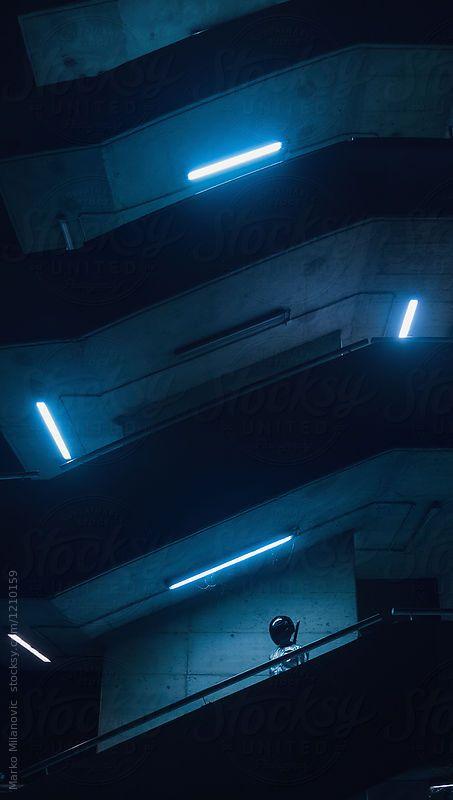 Neon future series.