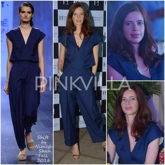 Celebrity Style,Kalki Koechlin,shift by nimish shah,Shift