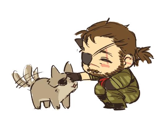 So Cute Metal Gear Solid Snake Metal Gear Metal Gear