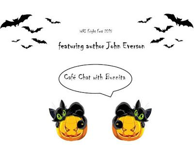 Worth Reading It?: WRI Fright Fest 2015 Interviews: Author John Evers...