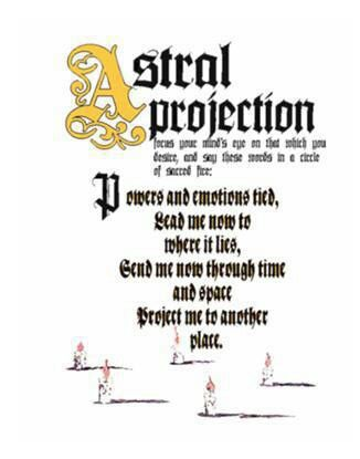 astral projection   Love and light   Astral projection, Charmed book