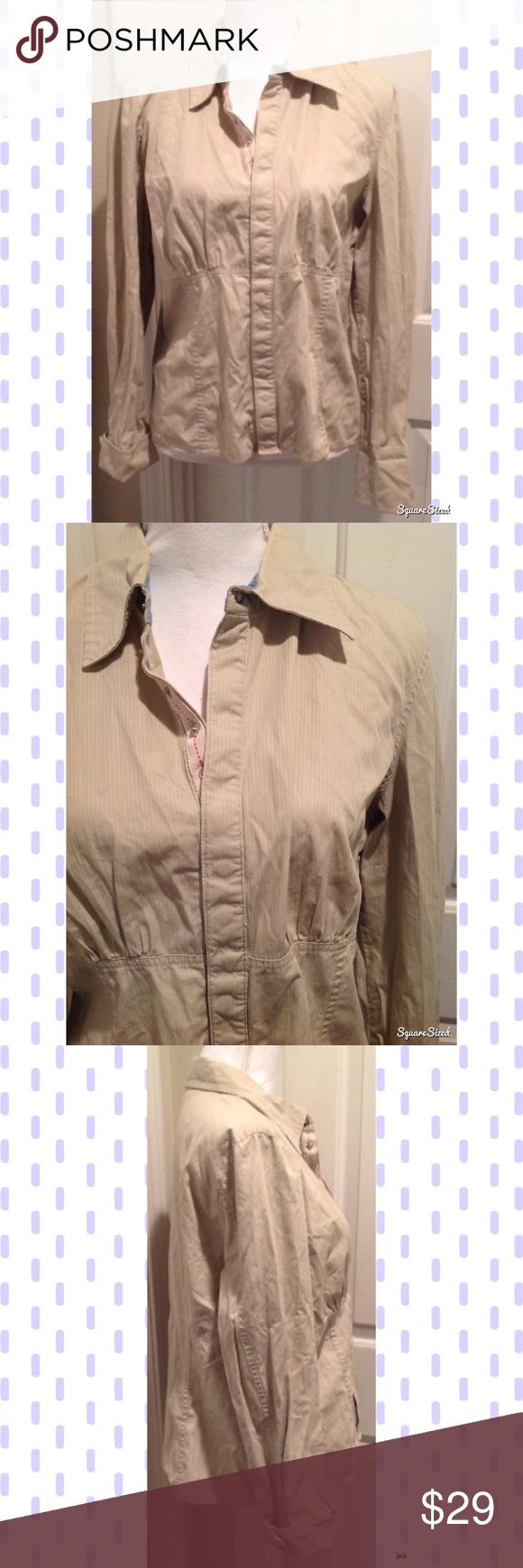 🌻 Tommy Hilfiger Long Sleeve Shirt Size: XL. 100% Cotton. Tommy Hilfiger Tops Tees - Long Sleeve