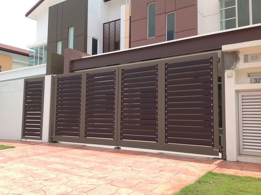 Classical Collections Of Automatic Electric Gates House Gate Design Electric Gates Front Gate Design
