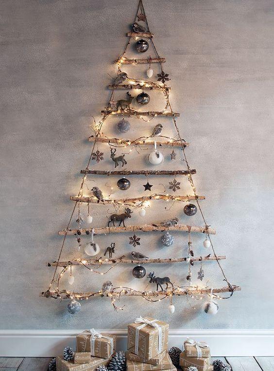 Alternative Zum Weihnachtsbaum tolle alternativen zum klassischen christbaum 13 diy ideen zum