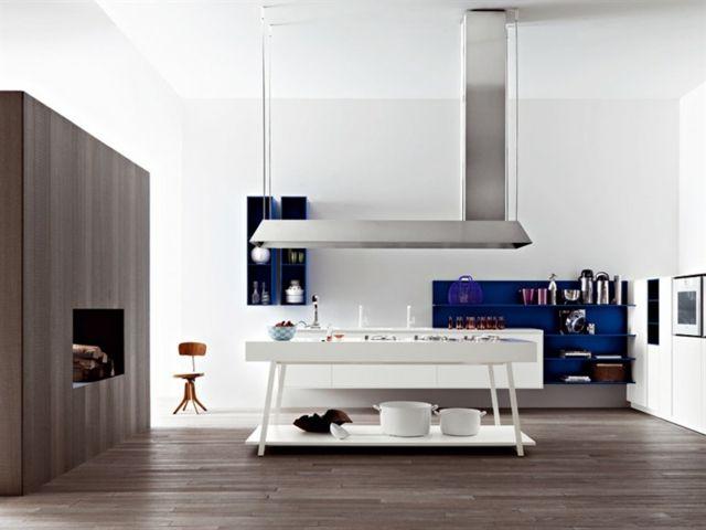 Die moderne Einbauküche \u2013 welche Farbe für die Fronten? #einbaukuche - einbauküchen für kleine küchen