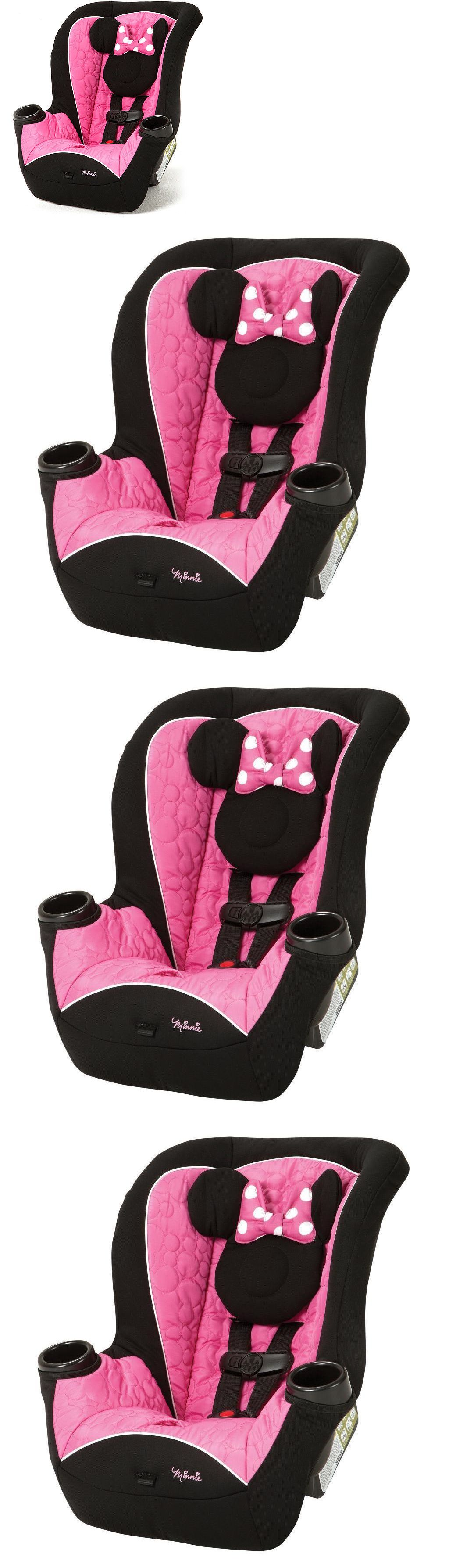 Convertible Car Seat 5 40lbs 66695 Baby Minnie Mouse Chair