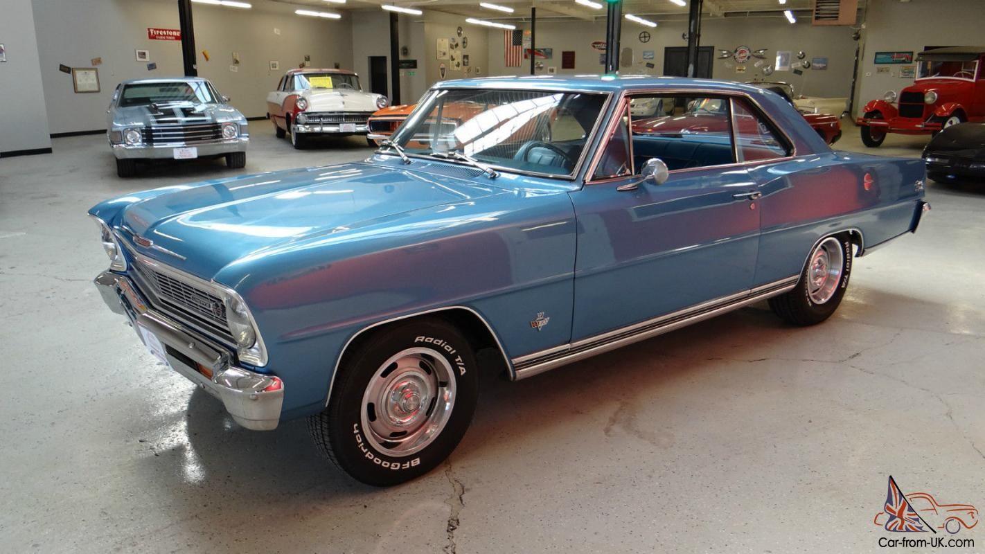 1965 chevy ii nova ss favorite cars american muscle pinterest - 66 Chevy Nova Dash 1966 Chevrolet Chevy Ii Nova Ss