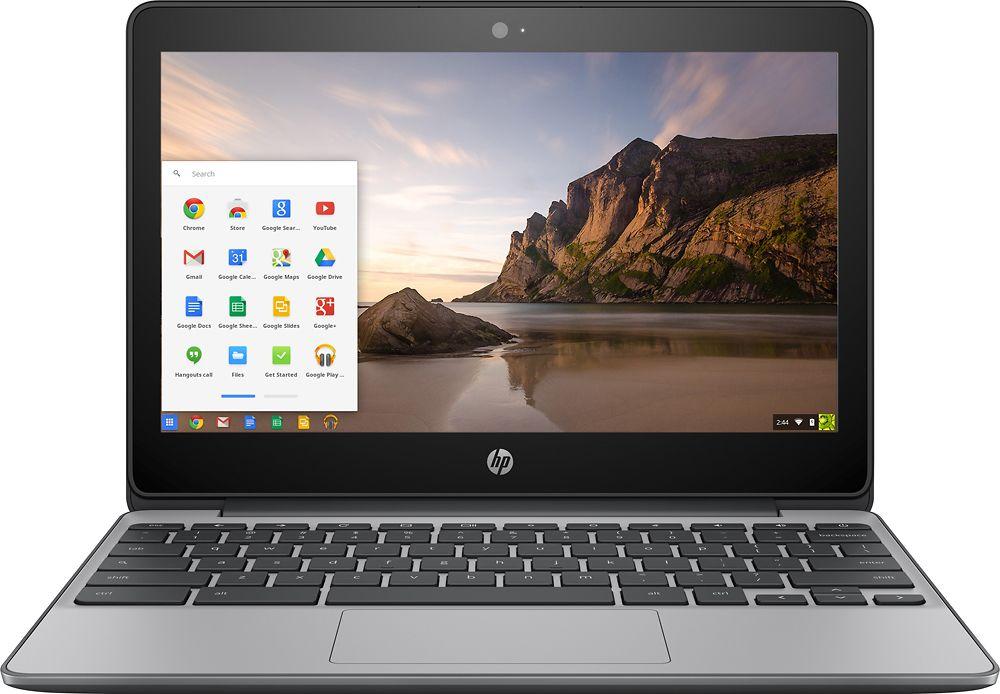Hp 116 touchscreen chromebook intel celeron 4gb