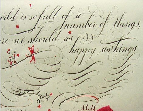 Calligraphy Styling: Learn the Art of Beautiful Writing ...
