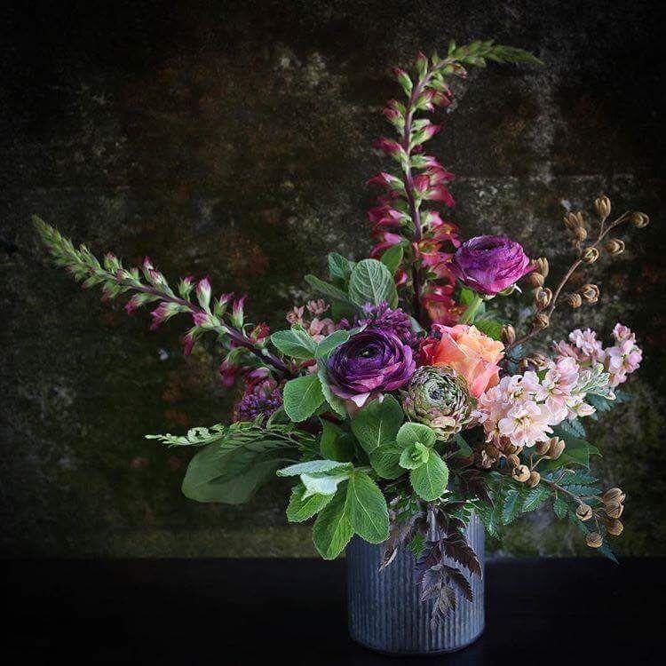 Terra Bella Flowers, Seattle | Happy flowers, Flower ...