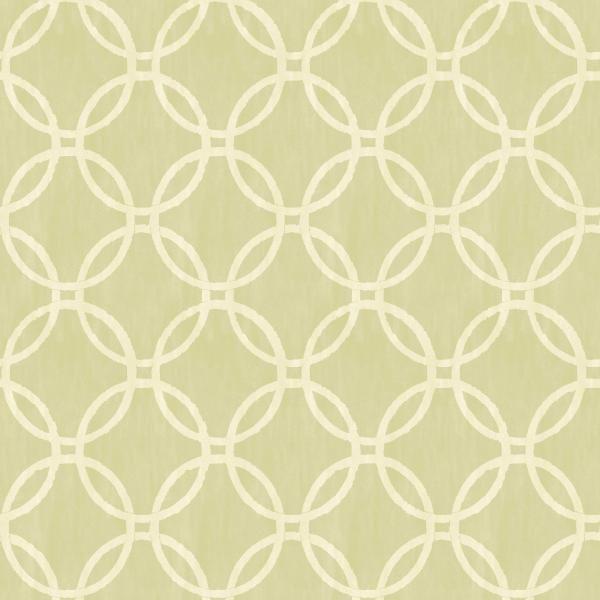 Ecliptic Green Geometric 2535 20639 Brewster Wallpaper