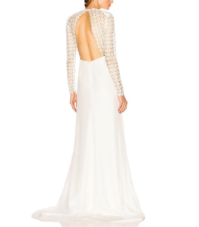 19 Beautiful Wedding Dresses You Can Buy Off The Rack Silk Wedding Dress 14 Wedding Dress Dresses