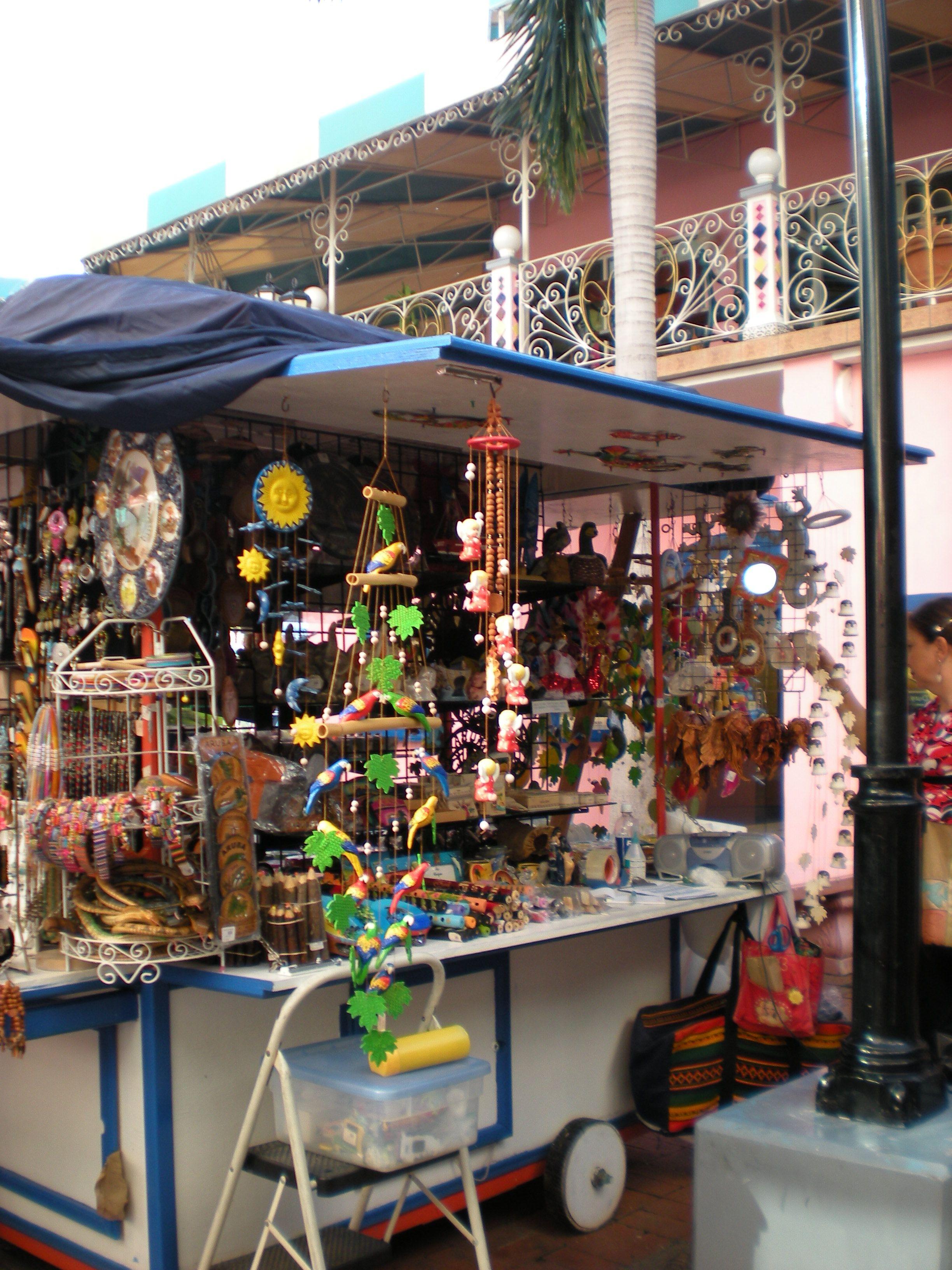 One of the many gift shops downtown Oranjestad  #Aruba
