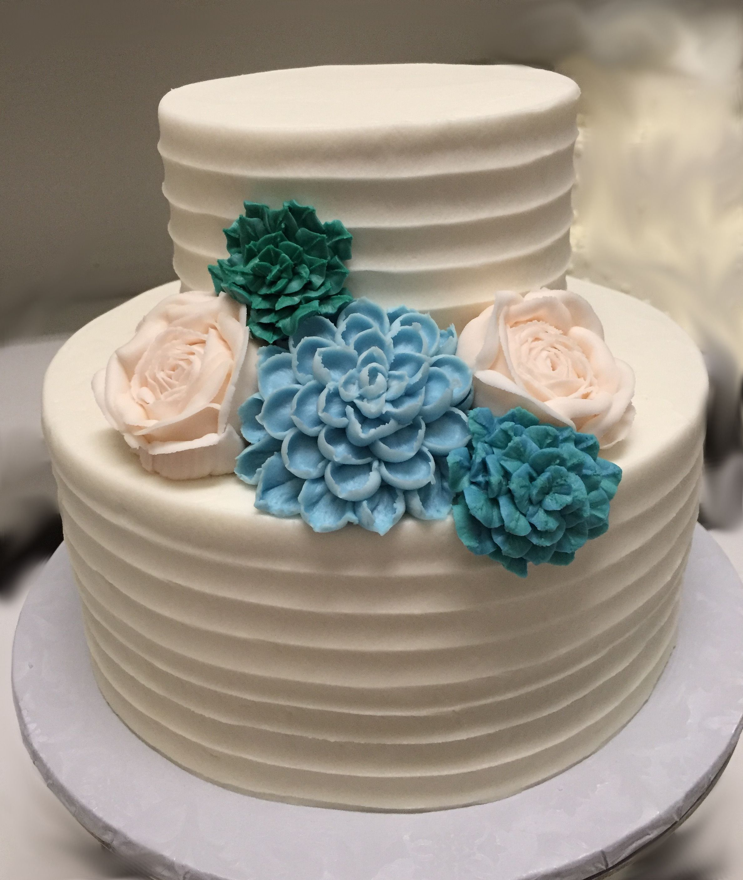 Wedding Cake Westhampton Pastry Richmond Va Virginia Donuts Bread