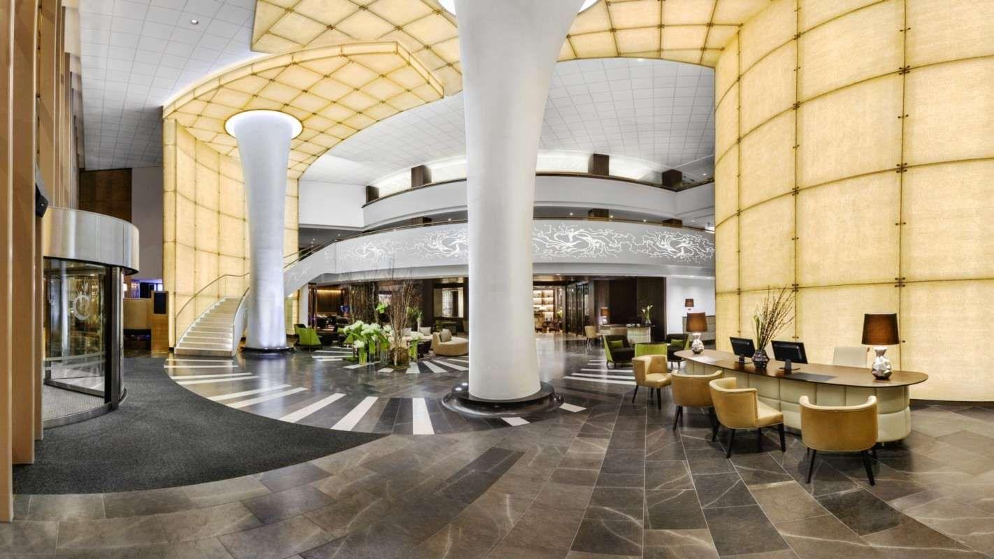 Hotel Lobby | Kempinski Hotel Corvinus Budapest
