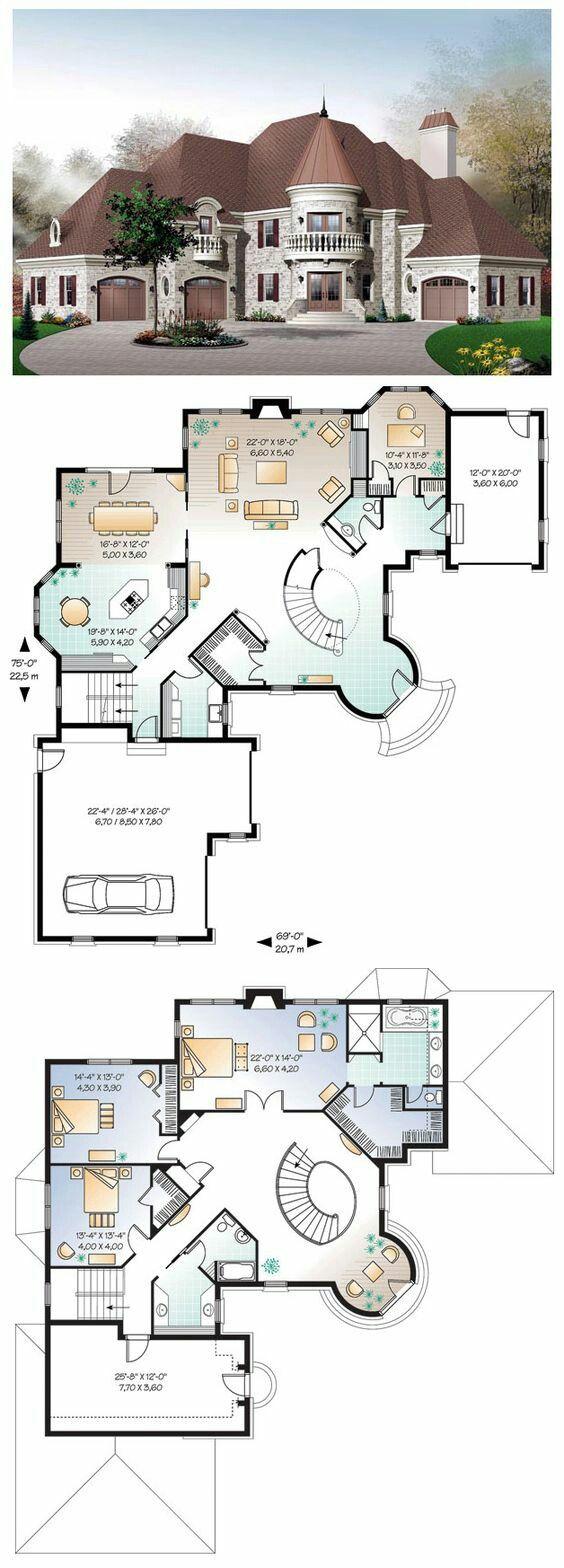 Dream Floor Plans living room list of things House Designer