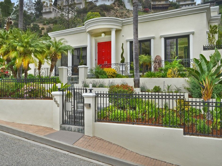 Stan Lee's House   Celebrity Homes   Celebrity Houses ...