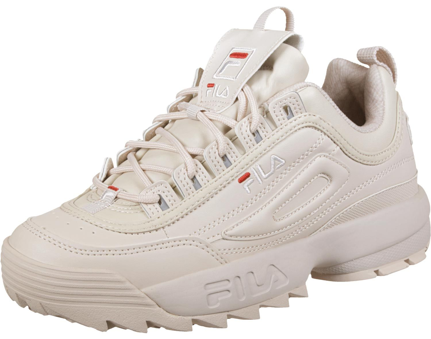 Fila Heritage Disruptor Low W chaussures peach blue