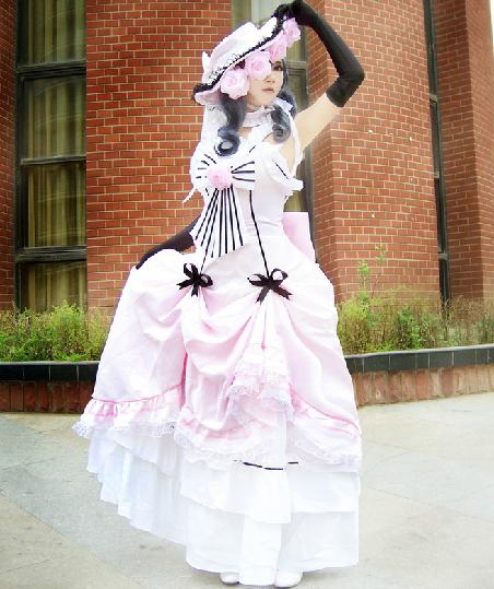 lady ciel cosplay