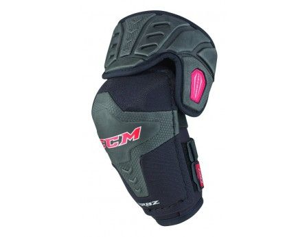 Ccm Rbz 130 Hockey Elbow Pad Senior Www Jerryshockey Com Elbow Pads Hockey Elbow Pads Secure Fit