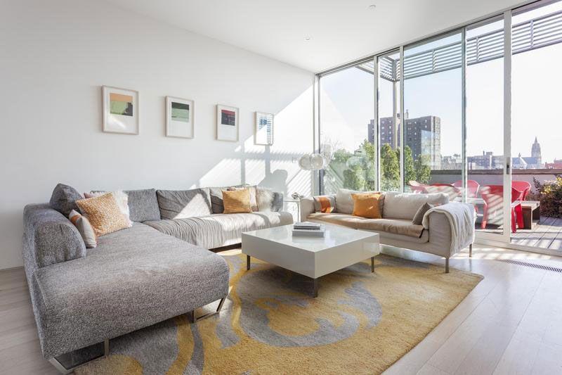 Weißer Couchtisch für Wohnzimmer Möbel Pinterest Living - Interior Design Wohnzimmer Modern