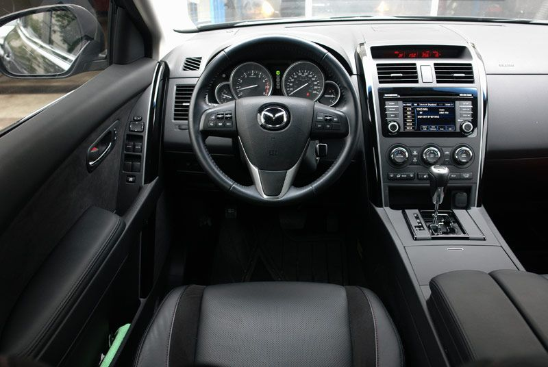 Used Mazda Cx 9 2007 2014 Expert Review Mazda Cx 9 Mazda Fuel Economy