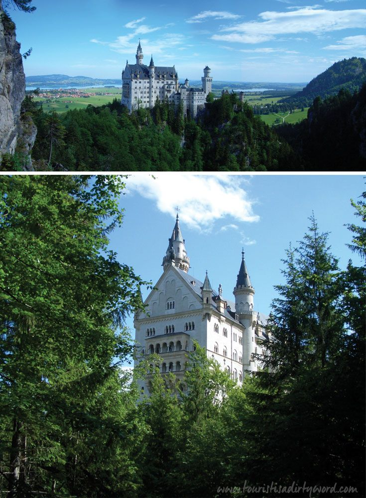Touring Neuschwanstein Castle Germany Vacation Germany Travel Europe Travel