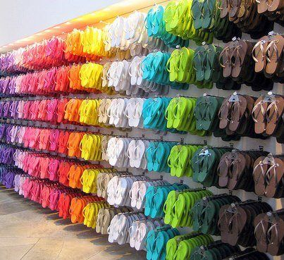 Wall of Thongs