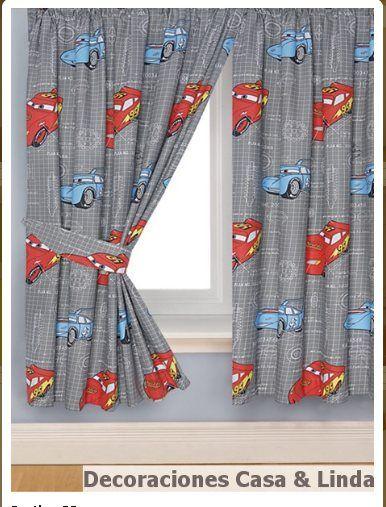 Cortinas para bebes varones, los mejores diseños para nuestros niños ...