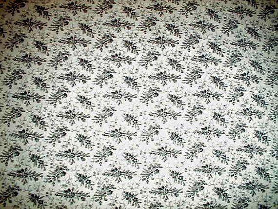 1 yard VIP CRanston Mills Cotton Fabric  by SandysSupplyAttic