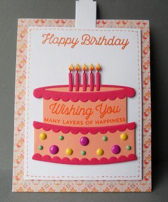 Miraculous Seven Hills Crafts Blog Mft Interactive Birthday Cake Craft Funny Birthday Cards Online Inifofree Goldxyz
