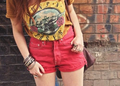 Guns N Roses outfit <3
