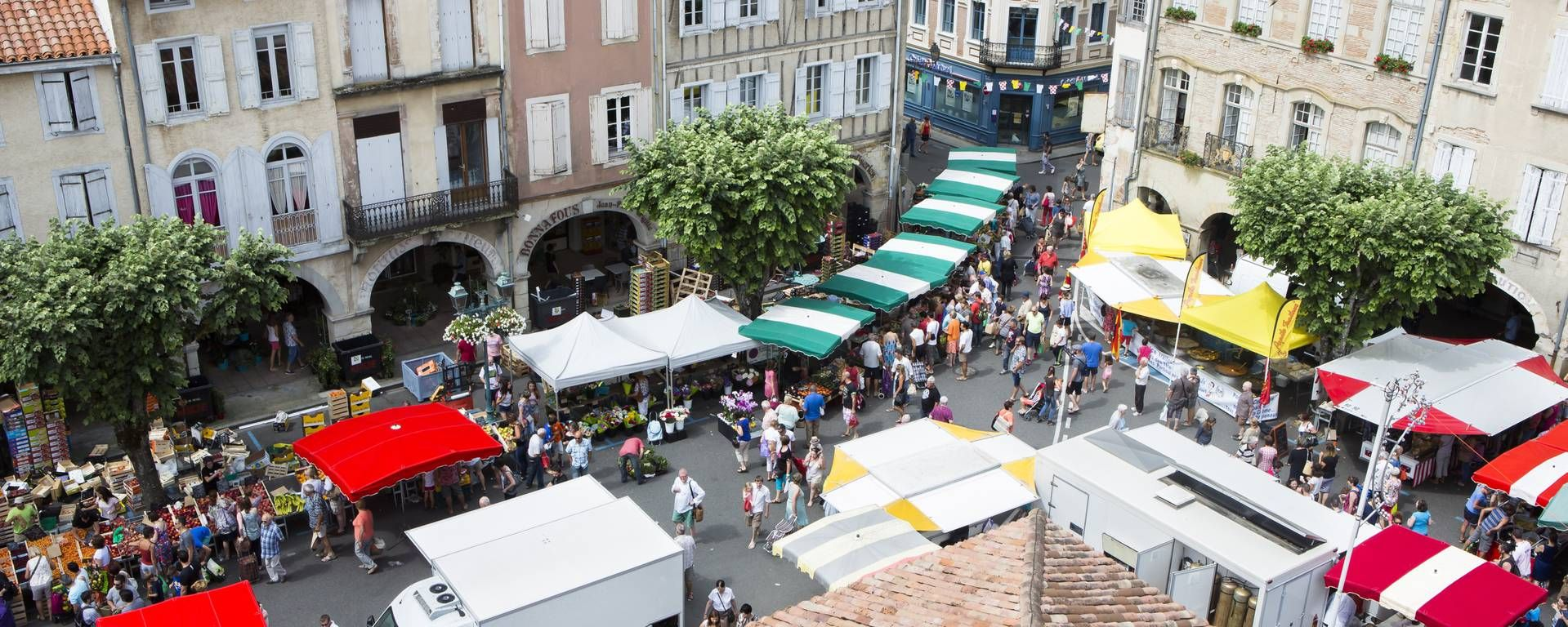 Markets And Flavours Of The South West Traditional Market
