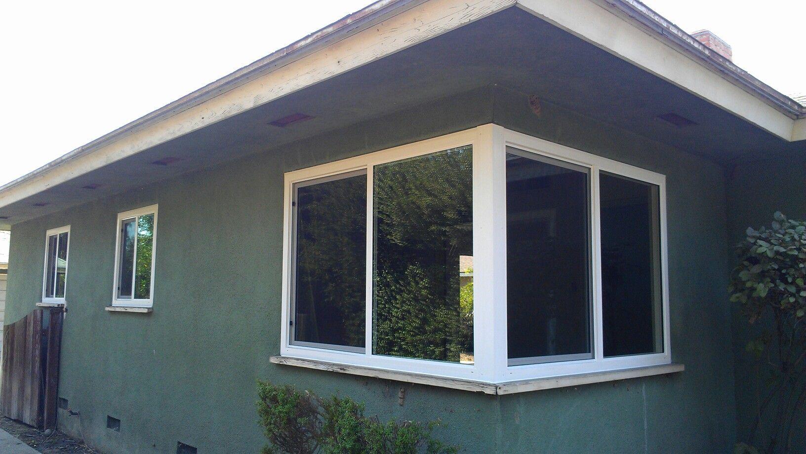 Corner Window Rodriguez Window Co Windows Efficient Windows Corner Window