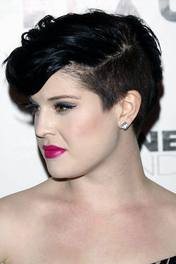 Sensational Celebrity Undercut Hairstyles Hair And Style Pictures Glamour Hairstyle Inspiration Daily Dogsangcom
