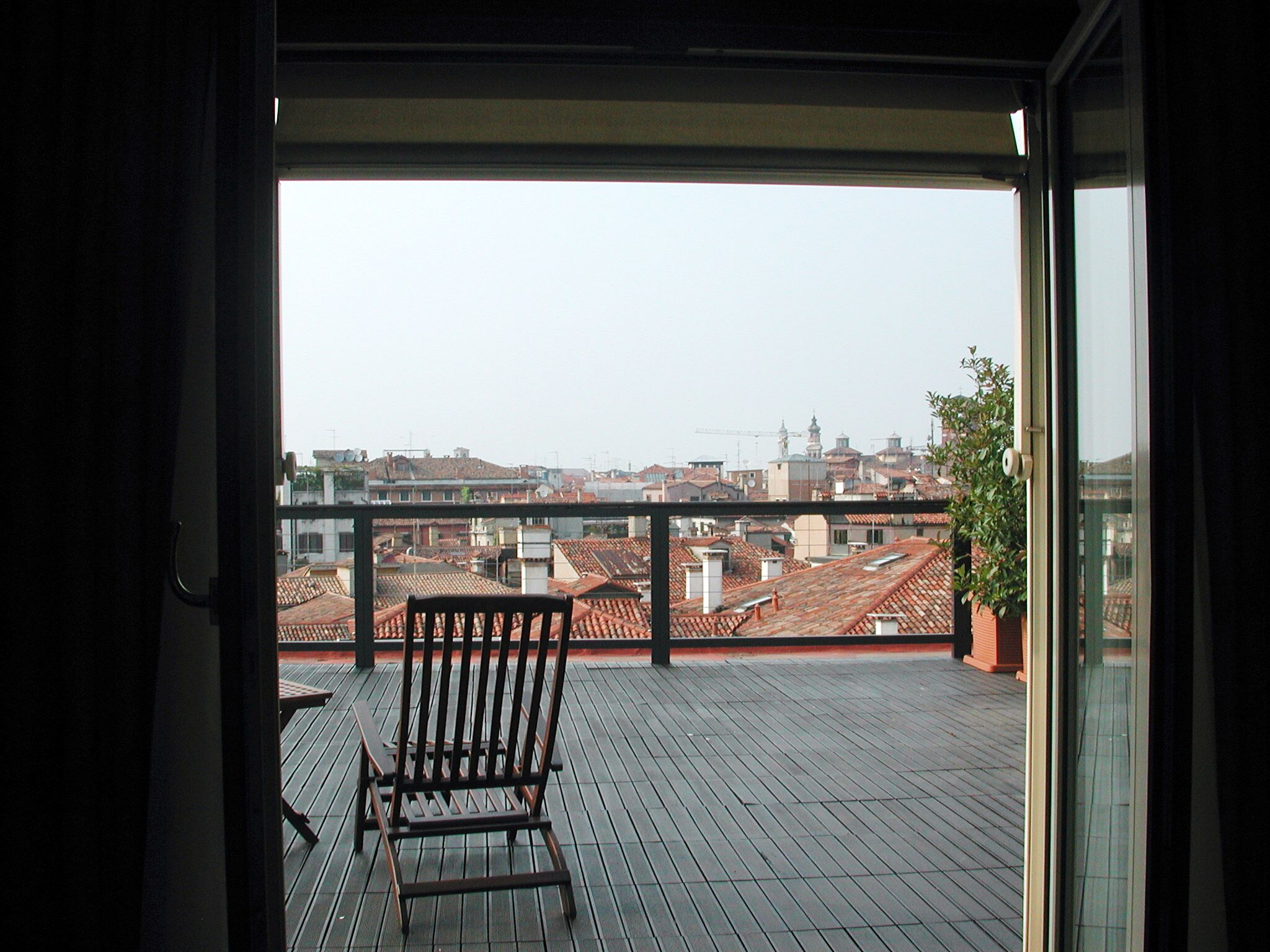 Rooftop rooms at Hotel Bauer, Venice. O_o Hotel, Rooftop, Facade