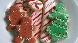 Image result for Christmas-cookies