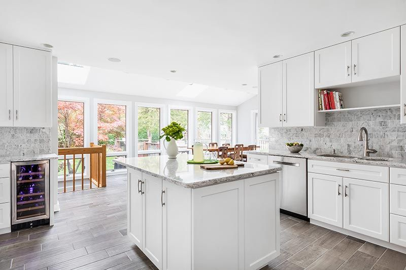 Sustainable And Eco Friendly Kitchen Cabinet Refacing Kitchen Floor Plans Open Floor Plan Kitchen Kitchen Decor Trends