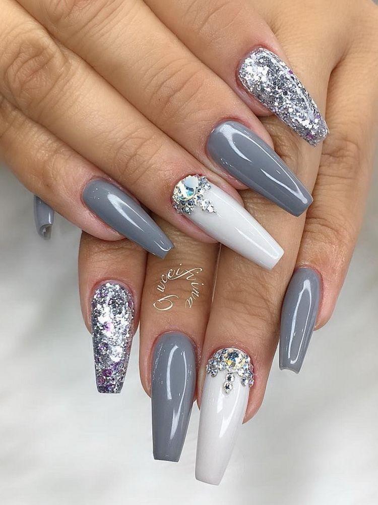 Nails Nailart Nail Art Trends 2018 Nail Designs Nails Color Changing Nails