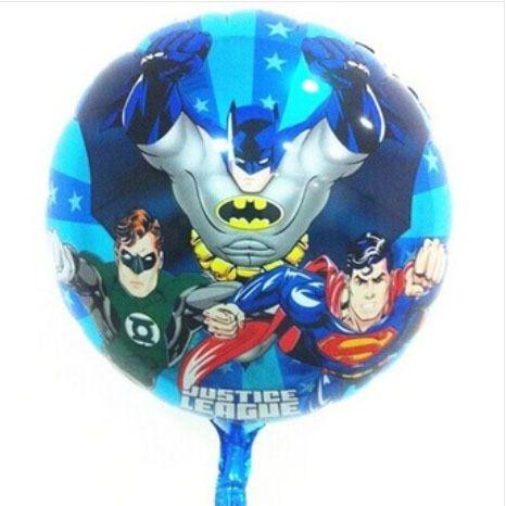 Balão Batman liga da justica  Justice League CHC